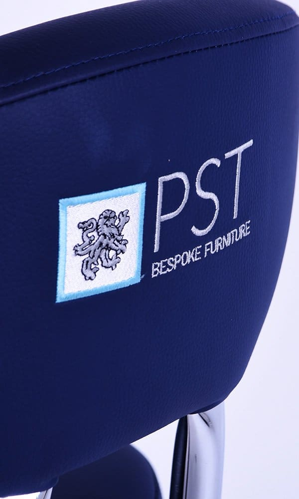 Bespoke Embroidered Logo Chair