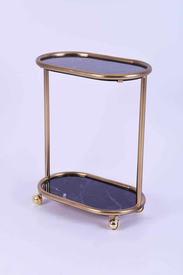 Oval Valet Trolley